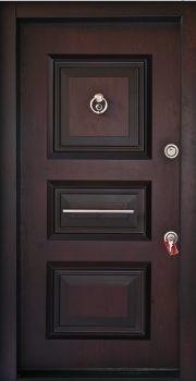درب ضد سرقت تمام پانل کتیبه دار 805
