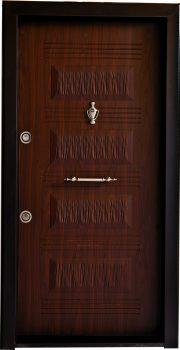 درب ضد سرقت تمام پانل برجسته 819