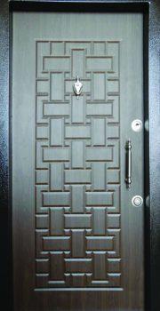 درب ضدسرقت تمام پانل فرزخور 845