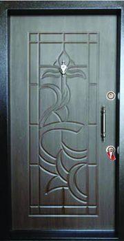 درب ضدسرقت تمام پانل فرزخور 846