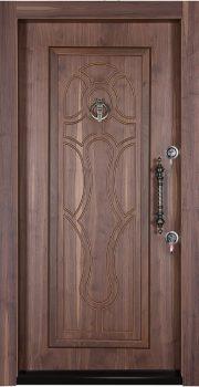 درب ضد سرقت تمام پانل برجسته 871