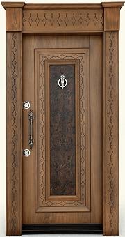 درب ضدسرقت منبت کد 2102