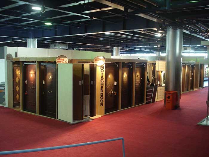 درب معتقد - نمایشگاه تهران