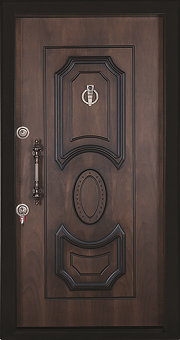 درب ضدسرقت برجسته کد 4110
