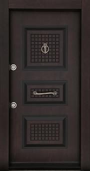 درب ضدسرقت برجسته کد 4113