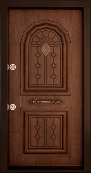 درب ضدسرقت برجسته کد 4137