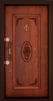درب ضدسرقت برجسته کد 4142