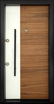 درب ضد سرقت کریستال کد 6104