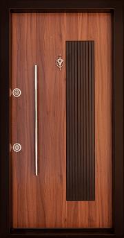 درب ضد سرقت ملامینه کد 7106