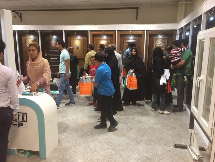 تصاویر نمایشگاه کرمان