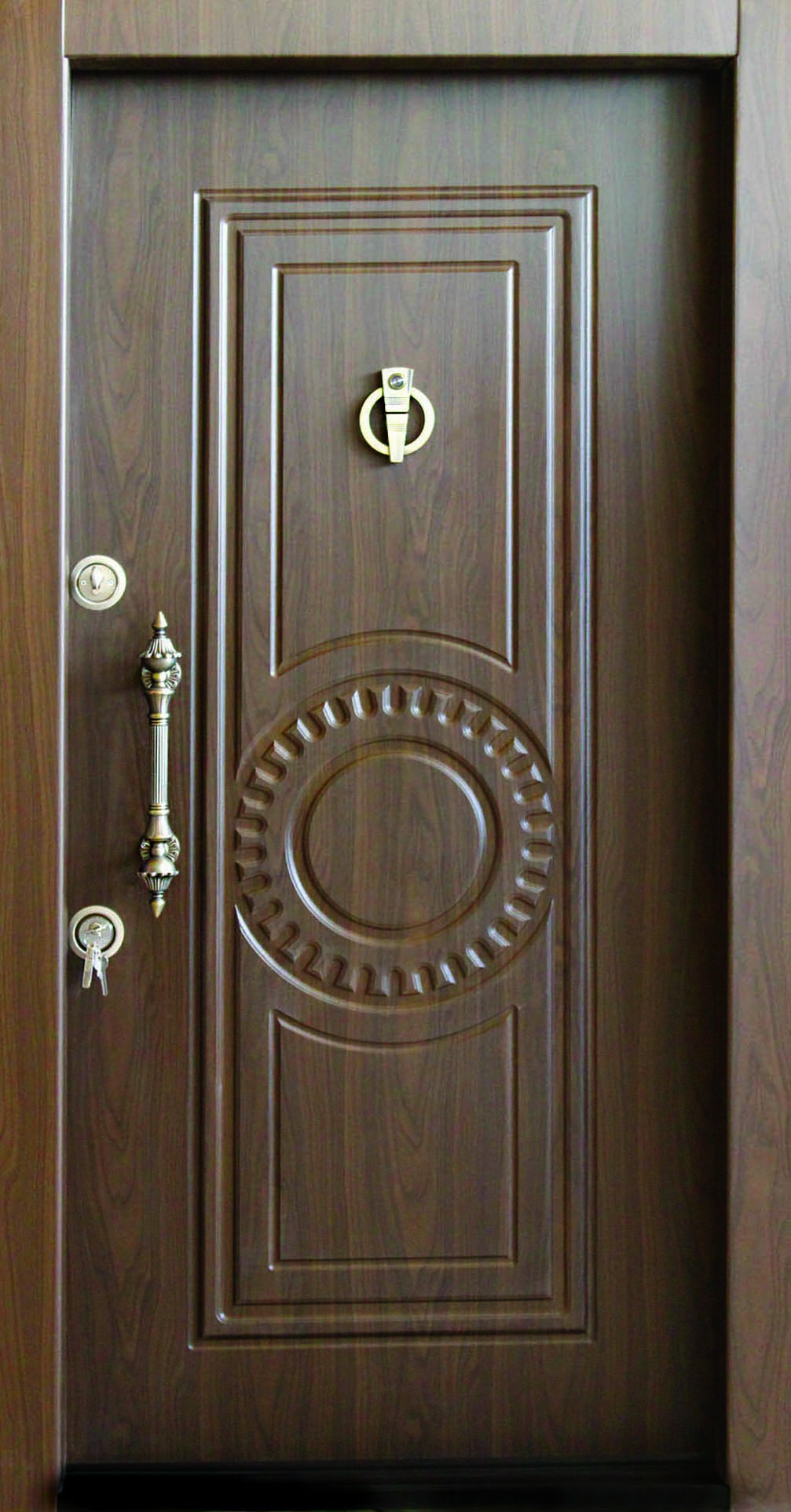 درب ضد سرقت 839 با روکش PVC