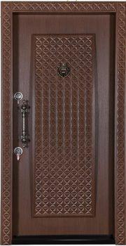 درب ضد سرقت تمام پانل برجسته 869