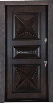 درب ضد سرقت تمام پانل برجسته 870