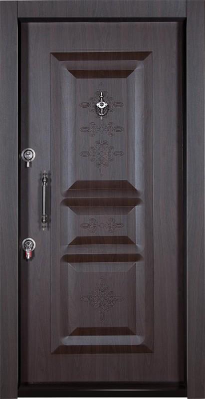 درب ضد سرقت تمام پانل برجسته 872
