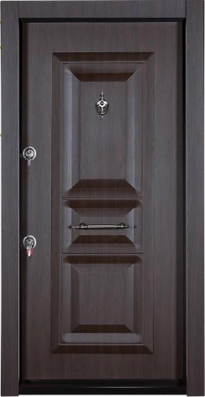 درب ضد سرقت تمام پانل برجسته 873